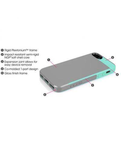 Incipio Faxion Case за iPhone 5 -  черен - 5
