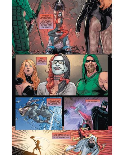 Injustice Gods Among Us Year Five Vol. 3 - 3