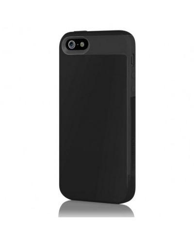 Incipio Faxion Case за iPhone 5 -  черен - 1