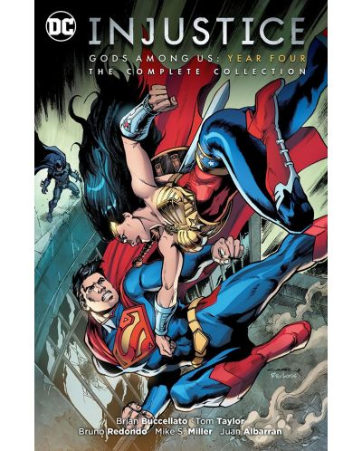 Injustice: Gods Among Us Year Four - The Complete Collection - 1