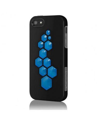 Incipio Code за iPhone 5 -  черно-сив - 1