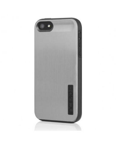 Калъф Incipio Dual Pro Shine за iPhone 5, Iphone 5s -  сиво-черен - 1