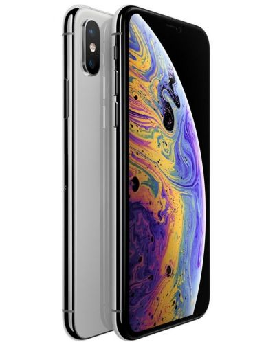 iPhone XS 64 GB Silver - 3
