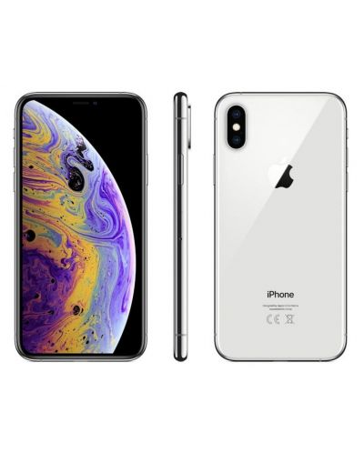 iPhone XS 64 GB Silver - 2