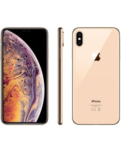 iPhone XS Max 64 GB Gold - 3