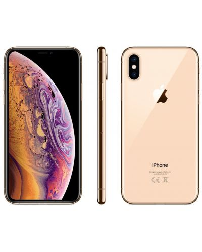 iPhone XS 512 GB Gold - 2
