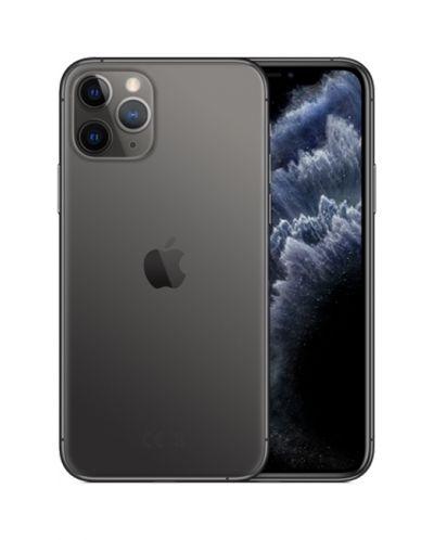 Смартфон Apple iPhone - 11 Pro, 64 GB, сив - 1