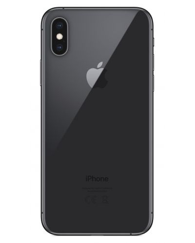 iPhone XS Max 256 GB Space grey - 4