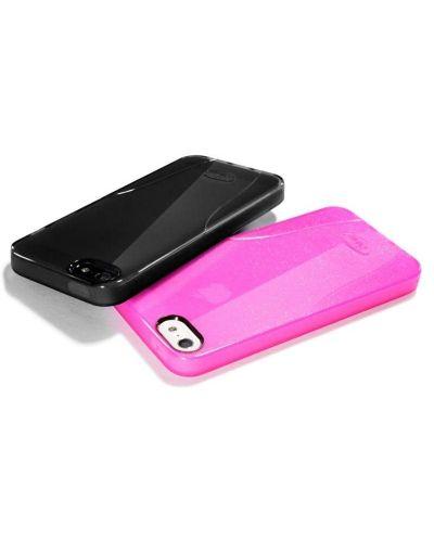 iSkin Solo за iPhone 5 -  лилав - 3