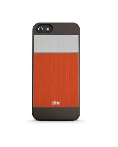 iSkin Aura за iPhone 5 -  оранжев - 1