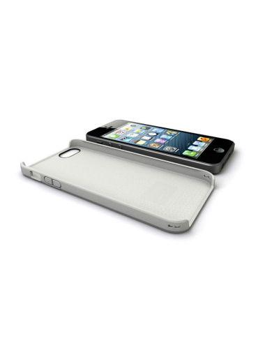 iSkin Aura за iPhone 5 -  розов - 3