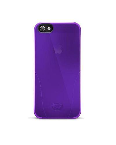 iSkin Solo за iPhone 5 -  лилав - 1
