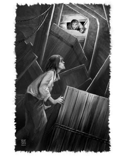 Историята на Артър Гордън Пим от Нантъкет. Гротески и арабески - 3