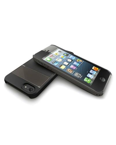 iSkin Aura за iPhone 5 -  оранжев - 3
