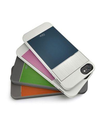 iSkin Aura за iPhone 5 -  оранжев - 2