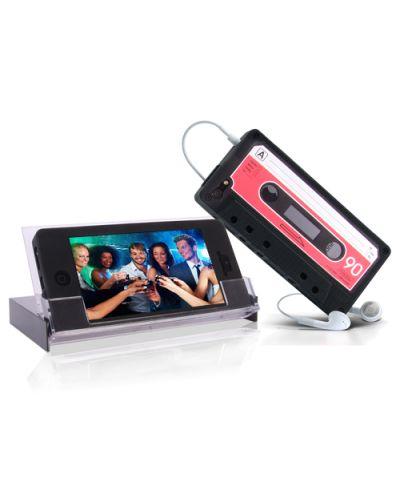Калъф iTape for iPhone 5, Iphone 5s - Black - 5