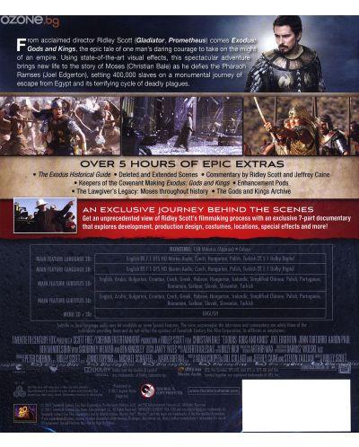 Изход: Богове и царе 3D + 2D - Специално издание в 3 диска (Blu-Ray) - 3