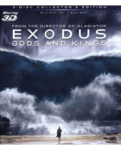 Изход: Богове и царе 3D + 2D - Специално издание в 3 диска (Blu-Ray) - 1