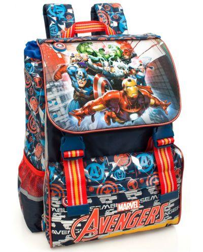 Ученическа раница J.M. Inacio - Avengers - 1