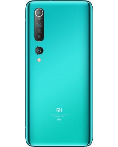 Смартфон Xiaomi - Mi10, 128GB, зелен - 3
