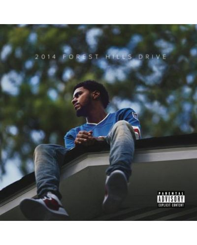 J. Cole - 2014 Forest Hills Drive (CD) - 1