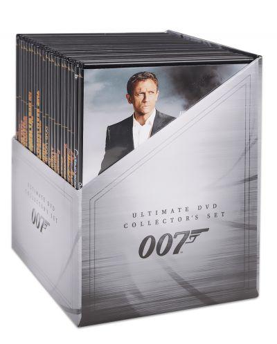 James Bond 007 Ultimate DVD Collector's Set (DVD) - 3