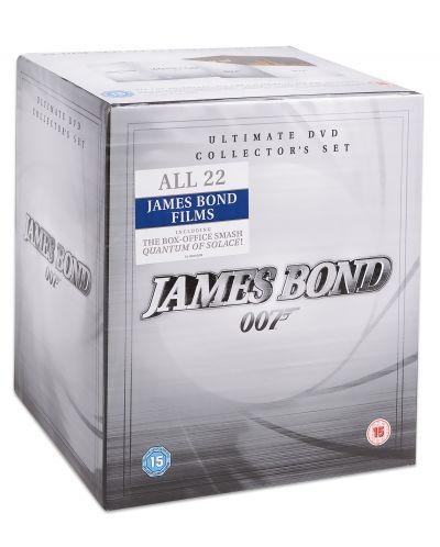 James Bond 007 Ultimate DVD Collector's Set (DVD) - 1