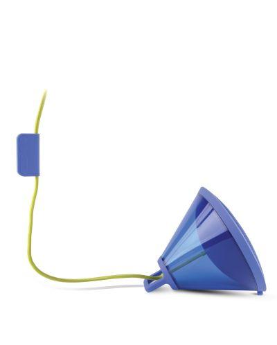 Мини колонка JBL Spark - синя - 5