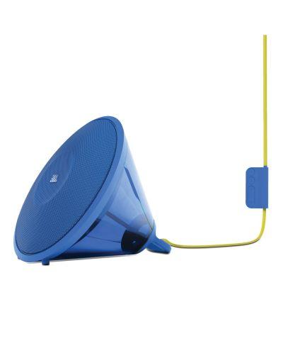 Мини колонка JBL Spark - синя - 6