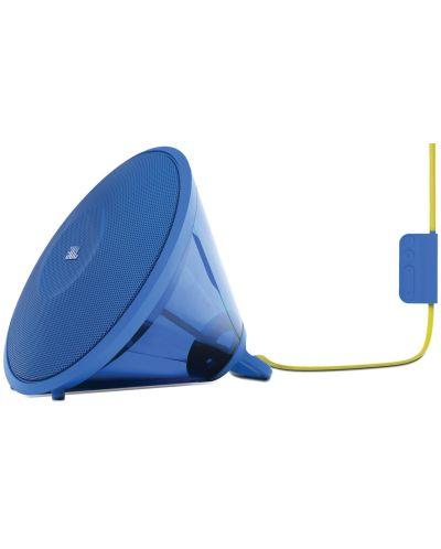 Мини колонка JBL Spark - синя - 1