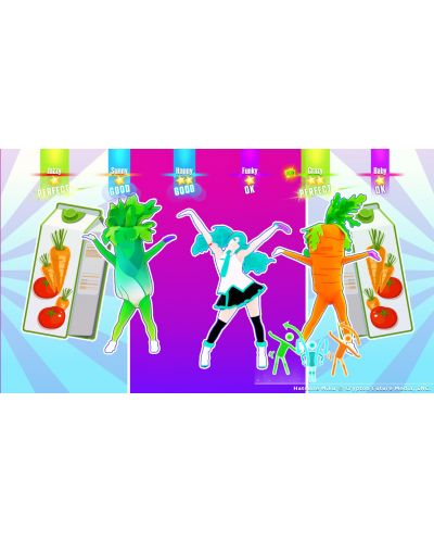 Just Dance 2017 (PS3) - 8