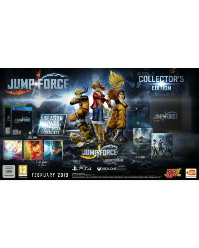 Jump Force Collector's Edition (Xbox One) - 12