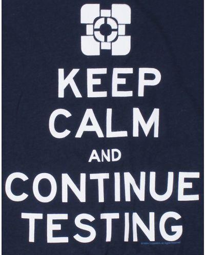 Jinx Portal 2 Keep Calm - дамска S - 2