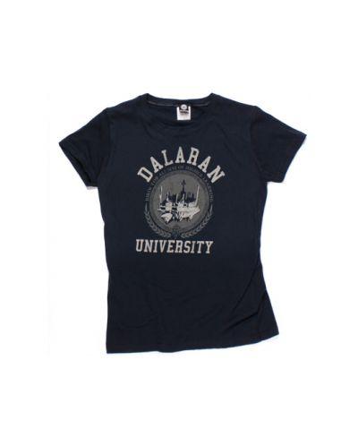 Тениска Jinx World of Warcraft Dalaran University, синя - 9
