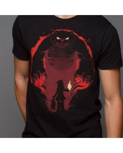Тениска Jinx League of Legends - Have You Seen My Tibbers? Premium, черна, размер L - 2