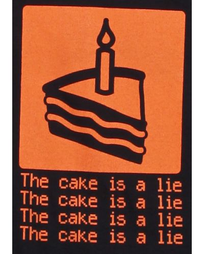 Jinx The cake is a lie Premium - S - 5