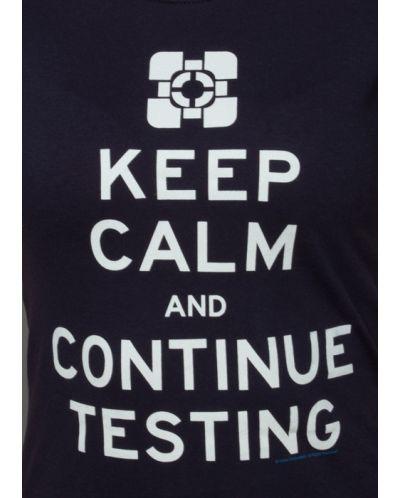 Jinx Portal 2 Keep Calm - дамска S - 3