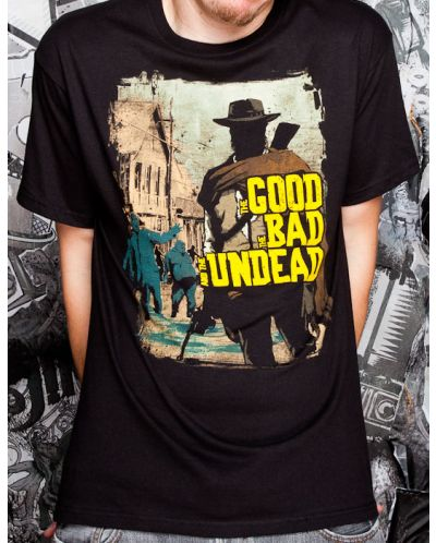 Jinx The Good The Bad The Undead - мъжка S - 3