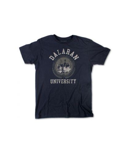 Тениска Jinx World of Warcraft Dalaran University, синя - 1