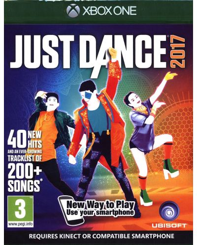 Just Dance 2017 (Xbox One) - 1