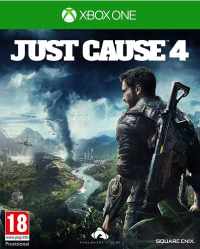 Just Cause 4 (Xbox One) - 1