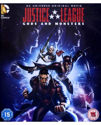 Justice League: Gods and Monsters (Blu-Ray) - 1