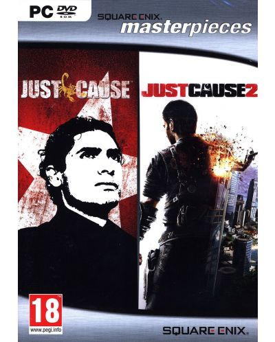 Just Cause & Just Cause 2 Double Pack (PC) - 1