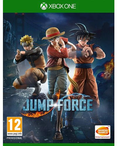 Jump Force (Xbox One) - 1