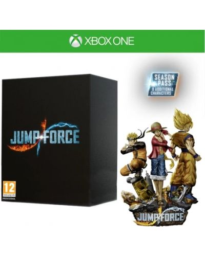 Jump Force Collector's Edition (Xbox One) - 1