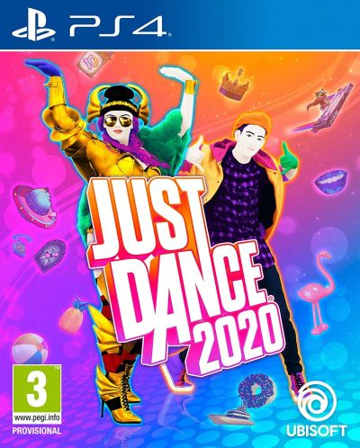 Just Dance 2020 (PS4) - 1
