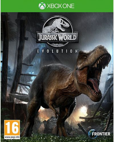 Jurassic World Evolution (Xbox One) - 1