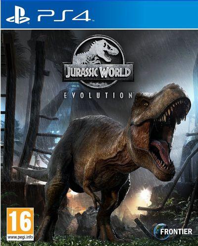 Jurassic World Evolution (PS4) - 1