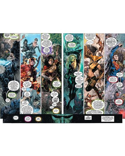Justice League Vol. 1: The Totality-3 - 4