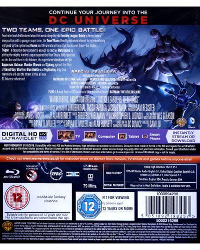Justice League vs Teen Titans (Blu-Ray) - 2